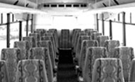 fleet mini bus interior