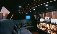 fleet lincoln limousine interior